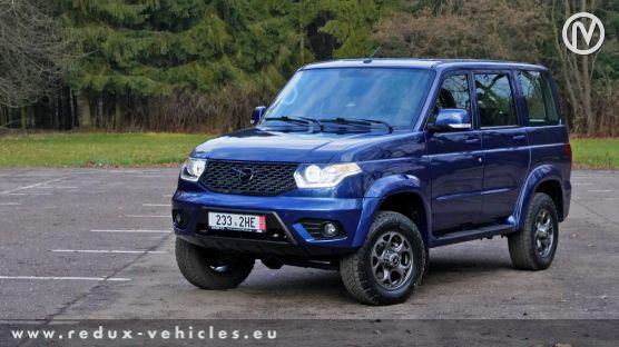 UAZ už vyrobil 5 milionů automobilů