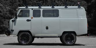 UAZ 3909 Combi SG