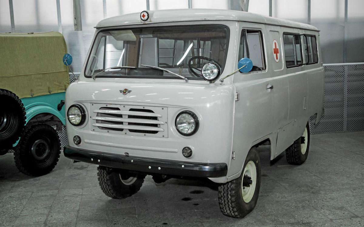 UAZ 450A