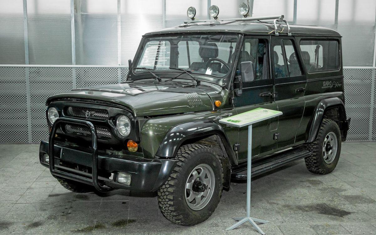 UAZ 3159 Leopard