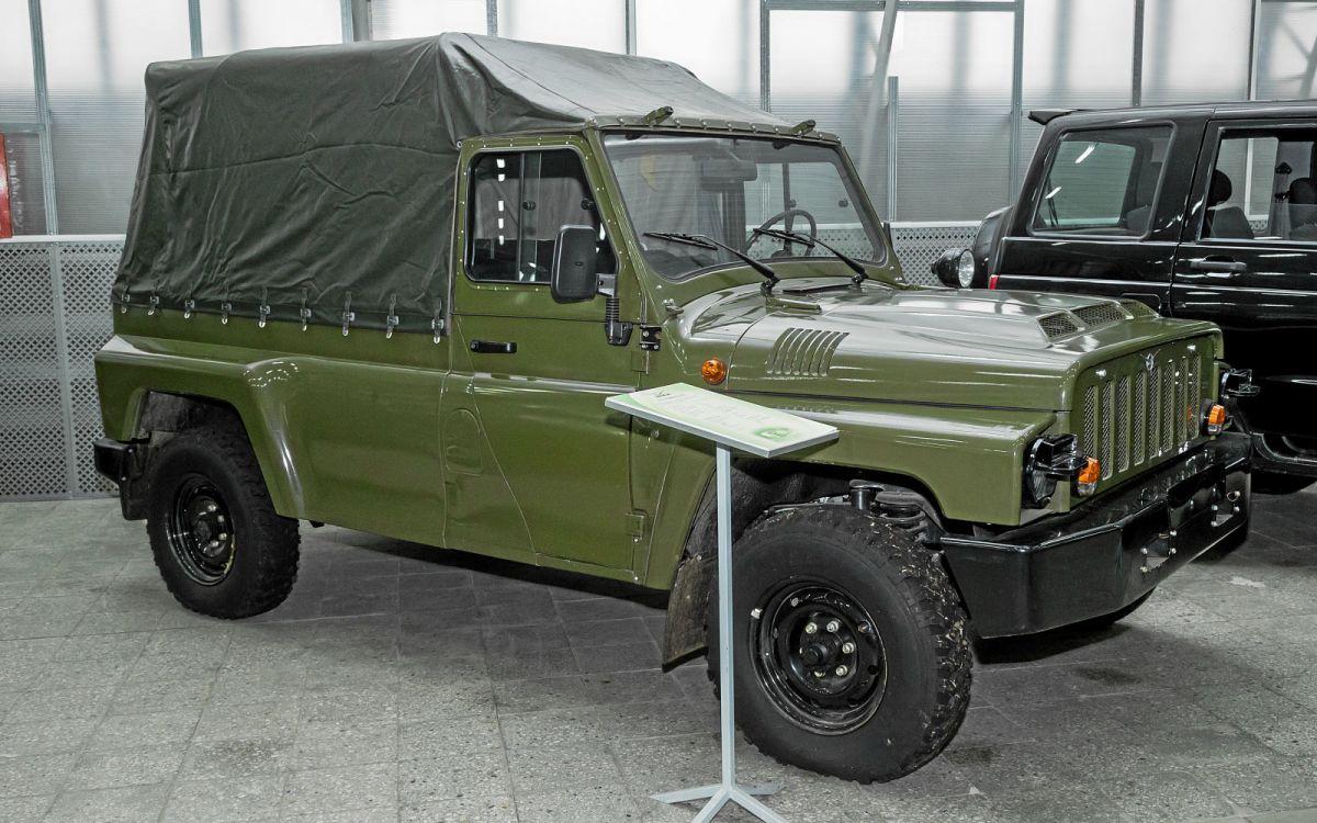 UAZ 296601020