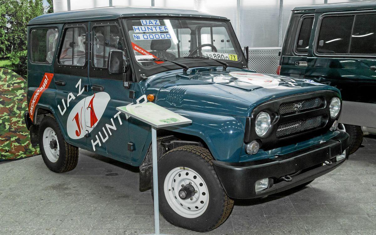 UAZ 315195