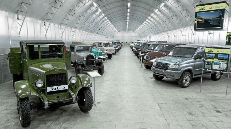 Muzeum automobilů UAZ