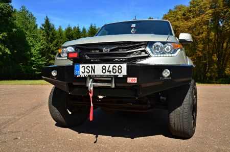 Bojový UAZ Pickup AMC