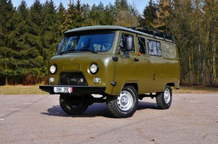 UAZ 3909 Combi off-road