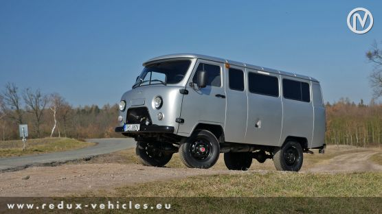 UAZ 2206 Country Van SG