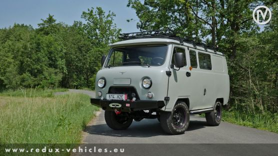 UAZ 3909 Combi